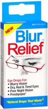 Blur Relief Homeopathic Eye Drops 0.50 oz Pack of 11 - $124.94