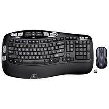 Logitech MK550 Wireless Wave Keyboard and Mouse Combo — Includes Keyboar... - $909,99 MXN