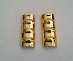 2 NEW Gold Game Grips for Nintendo Wii system console Sports - $6.95