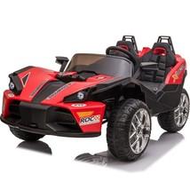 MotoTec Slingshot 12v Kids Car with 2.4 Ghz Parent Remote Control image 2