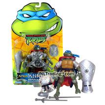 Year 2004 Teenage Mutant Ninja Turtles TMNT 5 Inch Figure Ninja Knights ... - $74.99