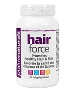 Prairie Naturals Hair Force Softgels, 90 Count - $34.06