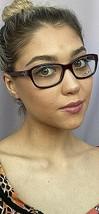 New OAKLEY OX8710-5204 Burgundy Pomegranate 52mm Women's Eyeglasses Frame  - $99.99