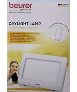 Beurer Germany Daylight Table sunlight Lamp w/ LED Bulb 10,000 Lux Brigh... - $54.99