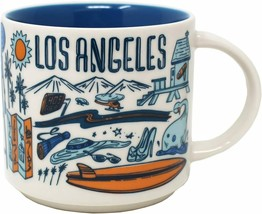Starbucks Mug Los Angeles Been There Series City mug NEW & AUTHENTIC In ... - $1,880.01