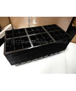50 FLATS Extra Large Seedling Starter Trays Wholesale LOT Cloning Rootin... - $29.95