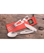 NEW Outdoor Edge CHOWPAL Mealtime Multitool 420J2 Stainless Steel Campin... - $35.59