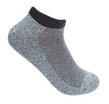 Men's Casual Sports Socks(Light Gray) - $10.91