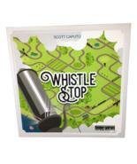 Whistle Stop Bezier Game Scott Caputo Railroad Trains Stock Gold Coal - $49.49