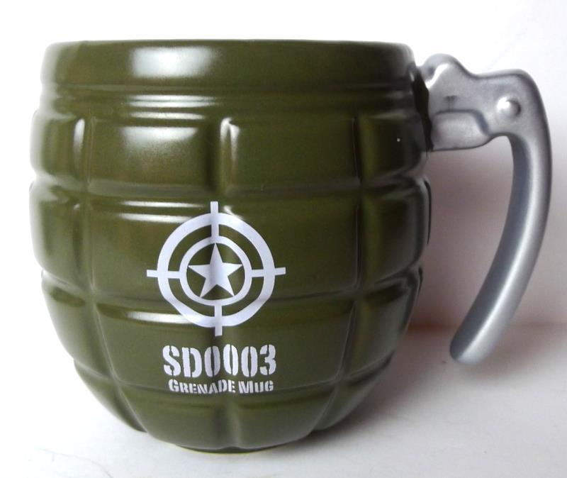 Sd0003 Hand Items Similar Coffee Grenade Item And 50 Cup Novelty Nm0wOv8n