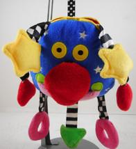 Whoozit Manhattan Toy Baby Rattle Mirror - $13.36