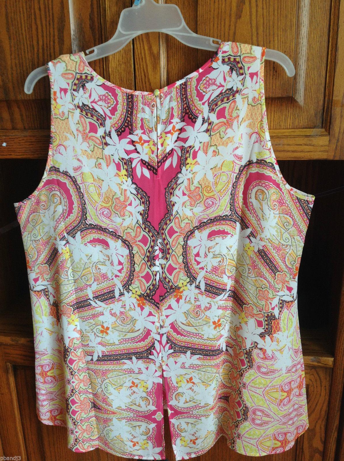 1e59ef375d627 Rose Olive Sleeveless Blouse – Rockwall Auction