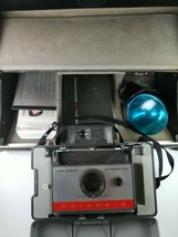 Polaroid Automatic 104 Land Camera - $28.79