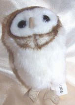 Folkmanis Mini Barn Owl Finger Puppet - $8.32