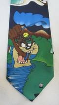 Looney Tunes Tasmanian Devil Playing Golf Tie Scottish Tam o'Shanter NIC... - $18.32