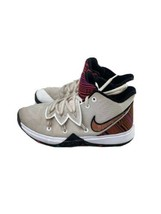 Youth Nike Kyrie BHM White Red Bronze CI7894-100 Basketball Sneakers Siz... - $44.52