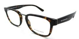 Burberry Rx Eyeglasses Frames BE 2279 3002 53-21-145 Dark Havana Made in Italy - $176.40