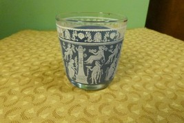Jeanette Wedgewood Blue Hellenic Grecian Greek Roman Replacement Glass G... - $4.90