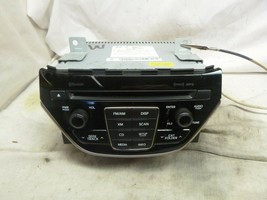 15 Hyundai Genesis Bluetooth XM Radio Cd Player Mp3 Player 96180-2M118YHG PAP89 - $56.43