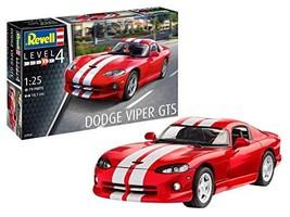 Revell Model Set 1:25 - Dodge Viper Gts - $37.99