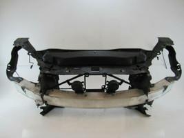 04 Mercedes R230 SL500 SL55 radiator support w/ front bumper reinforcement 23062 - $924.99