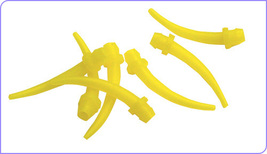 Dental 96 Intraoral Tips+ 96 HP Mixing Tips +Bonus Polishing Strips - Fr... - $42.00