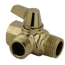 Plumbing Parts Solid Brass Plumbing Parts Flow Diverter for Shower Arm Mount - $22.83