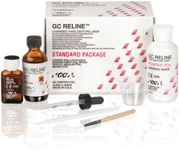 Dental GC Reline Standard Package + Bonus- Free Shipping