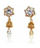 FaBeauty Stylish Drop Earings for Girls Women, AD CZ diamond Earings,Par... - $14.00