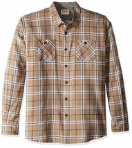 Wrangler Authentics Men's SZ Big & Tall Long Sleeve Flannel Shirt - $33.33