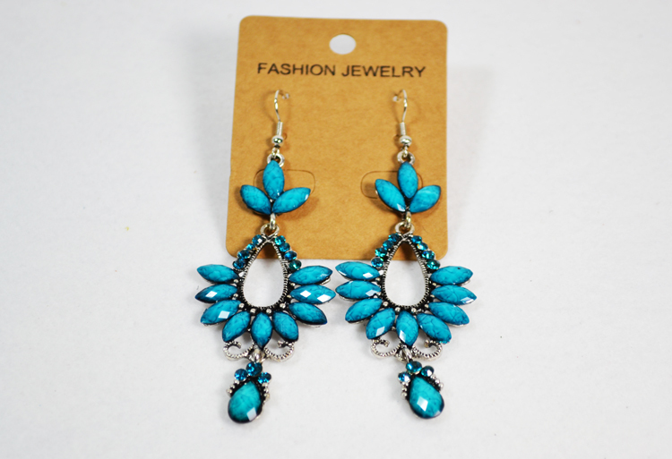 Charms Chandelier-Dangle Earrings