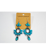 Charms Chandelier-Dangle Earrings - $12.00