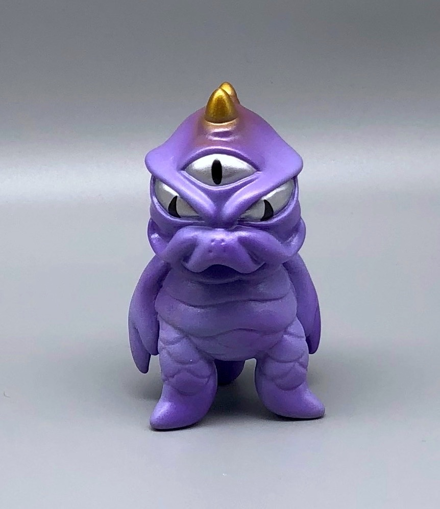 Max Toy Purple Mini Tripus - Rare