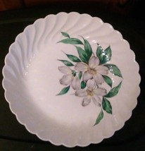"1950's Vintage Royal (Usa) China Inc. Vegetable Bowl 9"" Dogwood Replacement Here - $14.84"