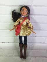 Hasbro Disney Elena of Avalor Adventure Princess Doll With Outfit & Acce... - $21.77
