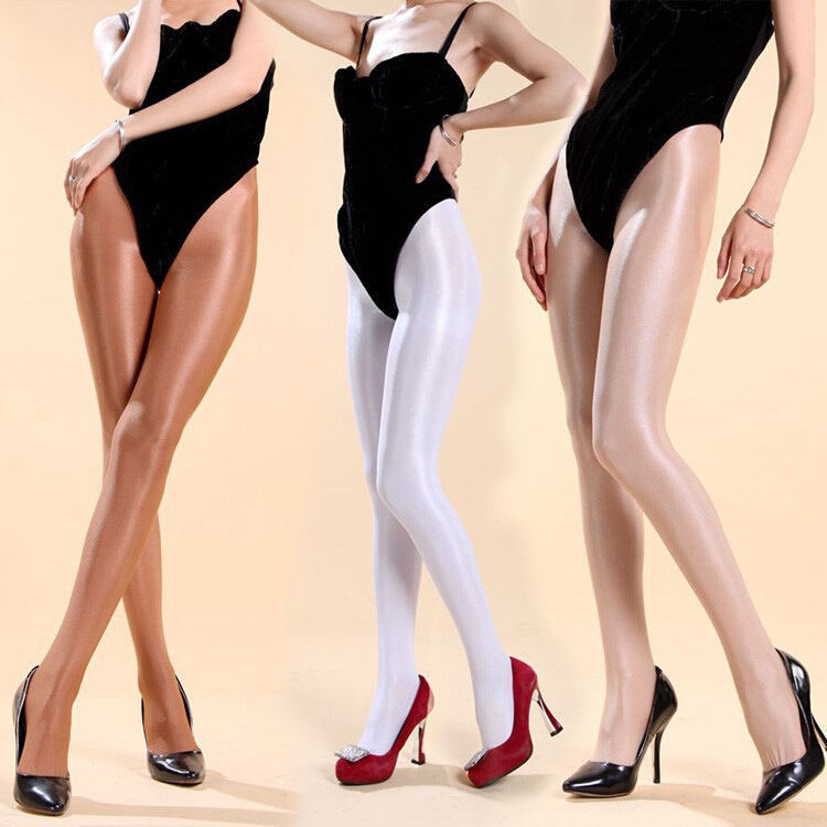 3f3b56c9262a4 57. 57. Previous. Lady Satin Touch 8D 70D Tights High Gloss Shine Pantyhose  Dancing Shaping Socks