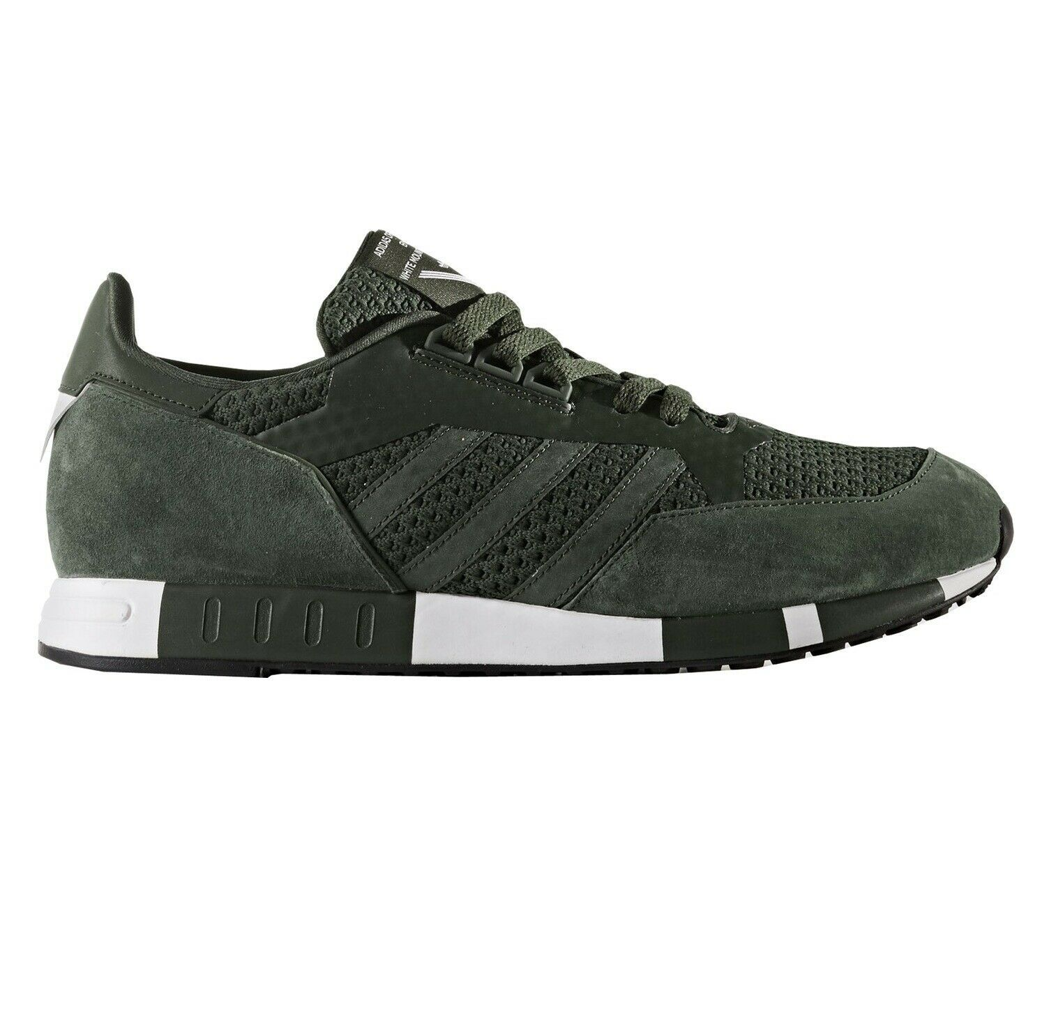 Primary image for Adidas White Mountaineering Boston Super Primeknit Green CG3669 Mens Outdoor