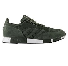 Adidas White Mountaineering Boston Super Primeknit Green CG3669 Mens Out... - $84.95