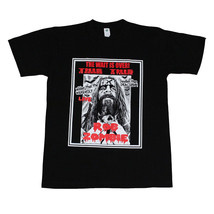 Rob Zombie Horror Men's T-Shirt Black - $11.57+