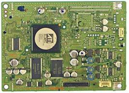 Sony A-1205-237-B Control Board A-1164-633-D