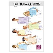 Butterick Patterns B5948 Misses'/Misses' Petite Top, Size 8-10-12 - $14.70