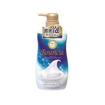 Bouncia Body Soap Elegant Relax Pump 550ml