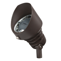 Kichler 16205BBR30 Landscape led Landscape 5in Bronze Tones BRASS 8-light - $429.99