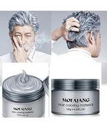 HailiCare Silver Grey Hair Wax 4.23 oz, Professional PLUS FREE 24K GOLD ... - $9.99