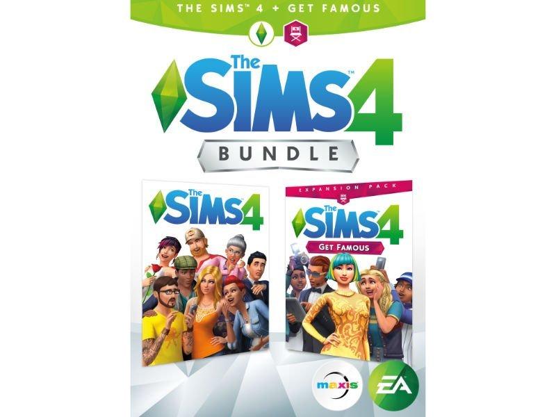The Sims 4 + Get Famous Pc / Mac Origin Key and similar items