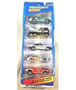 1998 Hot Wheels POWERSHIFT GARAGE 5 Pack Gift Pack Olds Aurora GTS-1,Rig... - $18.25