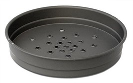 Manpans USA Made Hard-Anodized 12 Inch Perforated Deep Dish Pizza Pan
