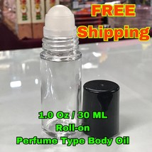 Tom Ford Tobacco Vanille *Type 1.0 fl.oz / 30 ml Roll-On Body Oil-FREE Shipping - $11.98