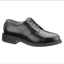 Bates  00769 women's Leather Uniform Oxford shoes  Black Size 9.5 EW - $42.20