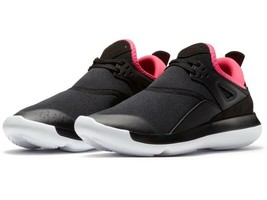 NIKE AIR JORDAN FLY 89 GG TRAINERS MEN SHOES BLACK/PINK AA4040-009 SIZE ... - $89.09